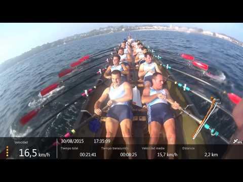 2015-08-30 Regata Traineras LGT-Mera - CDM Mera