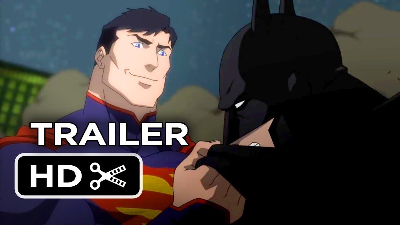 Download Justice League: War Official DVD Release Trailer #1 (2013) - Superhero Movie HD