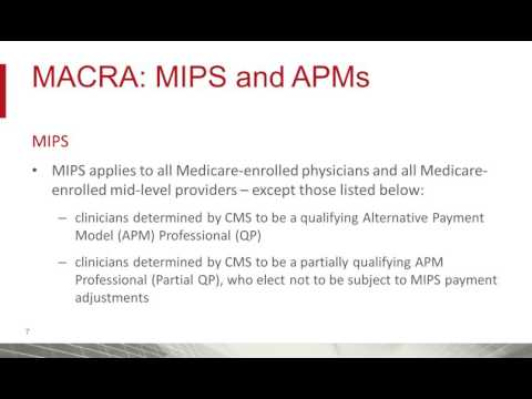 MACRA: The Merit Based Incentive Payment System and What you Need to Know