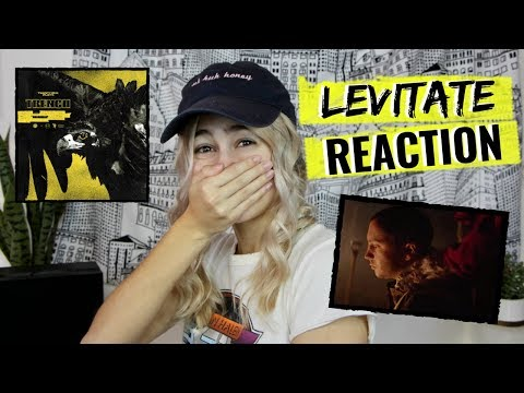 TWENTY ONE PILOTS LEVITATE [Official Video] REACTION  | FAITH ROBERTSON