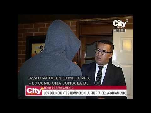 Delincuentes roban apartamento y hasta el carro del mismo dueño en un conjunto residencial   CityTv