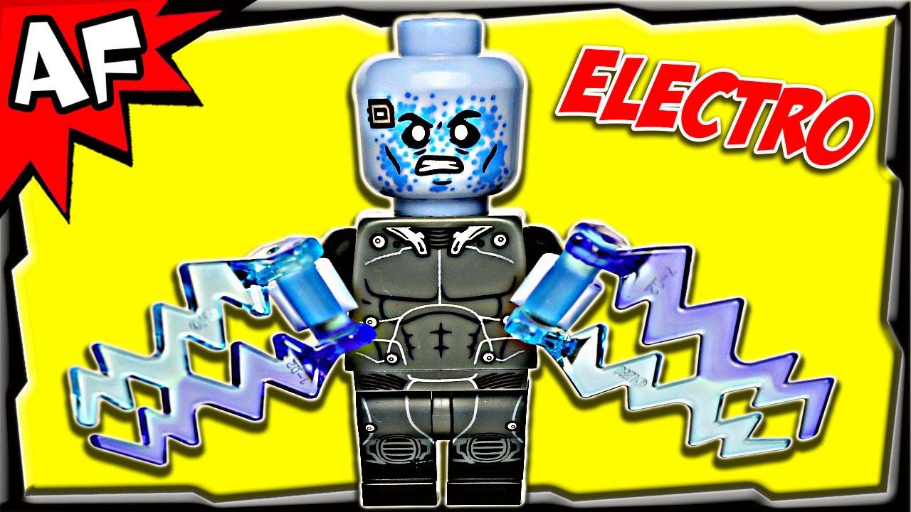 LEGO Marvel Super Heroes 2 - Elektra Noir - Open World Free Roam .
