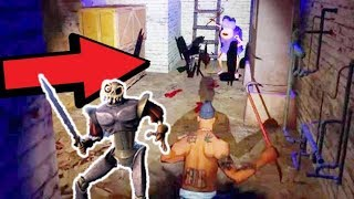 Best multiplayer horror game || new game ||Scary Granny Horror Game Roleplay