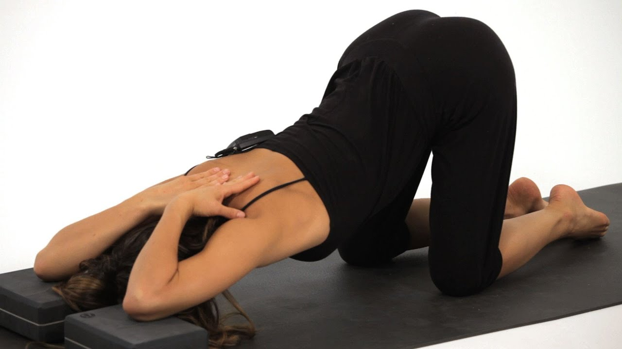 How To Do Child Pose In Yoga