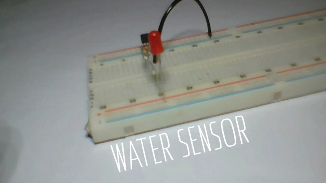 How To Make Water Indicator Using Transistor Wow Electric Youtube Sensor Circuit Pictures For Their Products