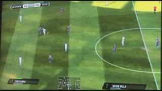 FIFA 11 - Real Madrid vs Barcelona Gameplay on GamesCom. *HD*