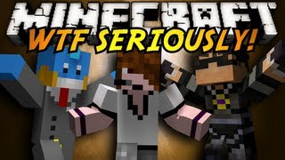 Minecraft: SERIOUSLY?! (Behind the Scenes)