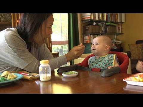 Feeding Babies: Starting Solid Foods | Kaiser Permanente