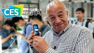 Comunícate en cualquier idioma - CES Asia 2019