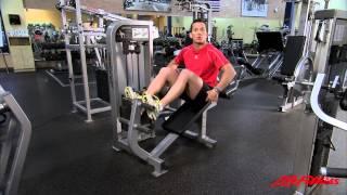 Тренажер для пресса. Серия Hammer Strength Select(Тренажеры Hammer Strength Select / Life Fitness Pro2: • Простота и мощь. Достаточно просты в использовании, чтобы ими могли..., 2014-10-31T13:58:56.000Z)