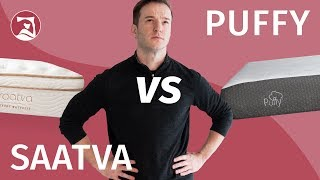Saatva Vs Puffy Mattress Comparison - Which Will You Choose?