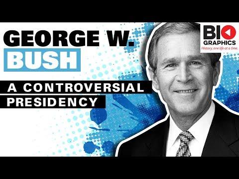 George W. Bush: A Controversial Presidency