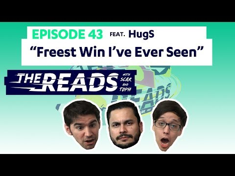 Some People Actually Beat Us || The Reads Episode 43 ft. HugS