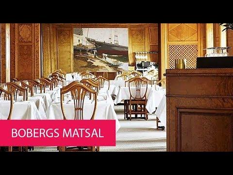 BOBERGS MATSAL - SWEDEN, STOCKHOLM