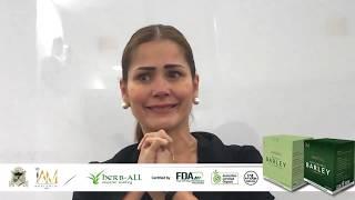 IAM Amazing Barley Maritoni Fernandez Testimonial