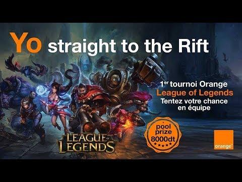 Tournoi League of Legends - Finale