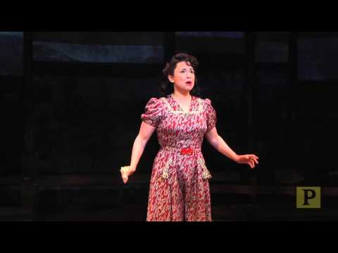 """Lea Salonga, Telly Leung and Katie Rose Clarke Preview New Broadway Musical """"Allegiance"""""""