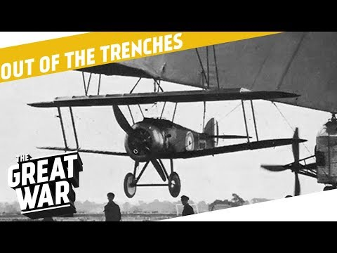 Flying Aircraft Carriers - Reversed Bullets I OUT OF THE TRENCHES