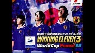 Winning Eleven 3: France