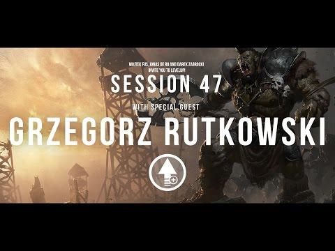 Level Up! Session 47 with GRZEGORZ RUTKOWSKI