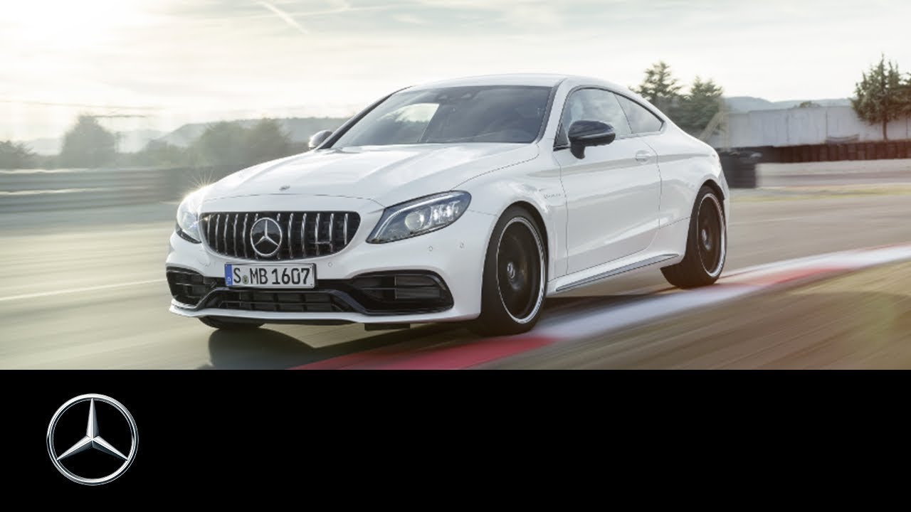 Mercedes Amg C 63 S Coupe 2018 Weltpremiere Trailer