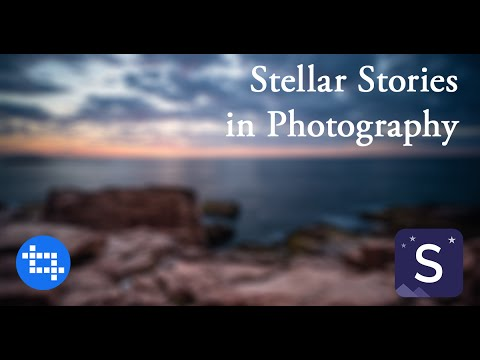 How To Use Stellar Stories For A Photography Business