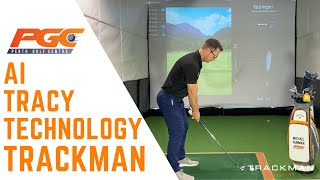 Trackman Tracy AI Software - Improve your practice