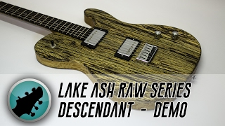 Lake Ash Raw Series Descendant Demo - Phil Walker