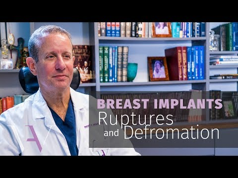 Can Breast Implants Rupture?