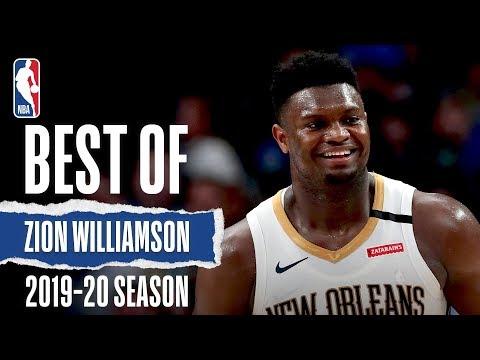 Hé lộ: NBA có sự ưu ái đặc biệt dành cho Zion Williamson?