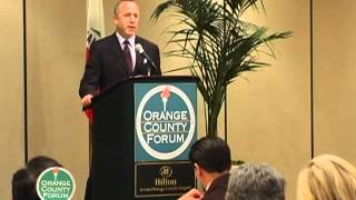 OC Forum:  State Senator Darrell Steinberg -  April 26 2013