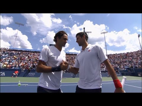 36 - Djokovic Vs Federer - Final Cincinnati 2012 - Full Match