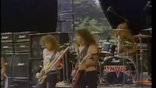 Anvil - School Love (Live)
