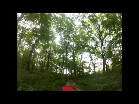 Mountain Biking Greenwood Park