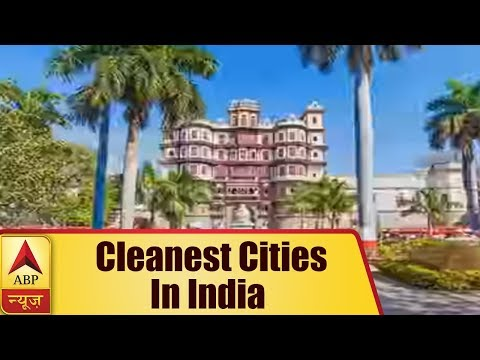 Indore, Bhopal And Chandigarh Cleanest Cities In India | ABP News