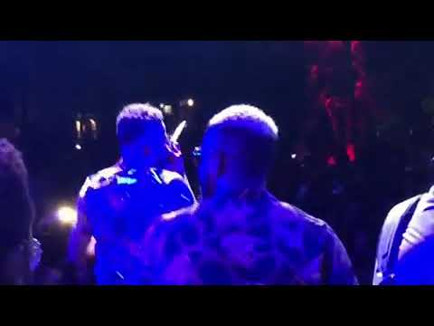 Roody Roodboy - Krazèd fwaye ft Oswald [Live2019]