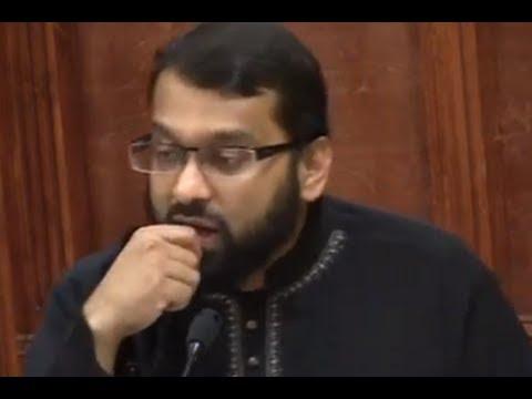 Seerah pt 65 - Pt.4: The Treaty of Hudaybiyyah - Yasir Qadhi - 2013-09-25
