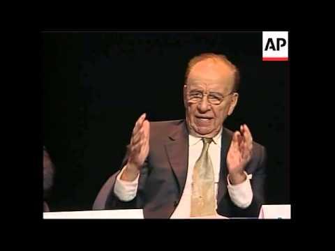 Annual meeting of Rupert Murdoch and shareholders