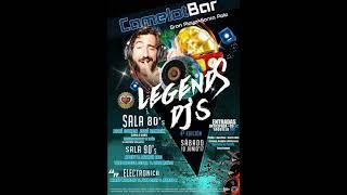SESION DJ TONI BAFLES - LEGENDS DJs 4 CAMELOT 2017