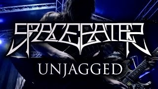 Space Eater - Unjagged [Official Tour Video]