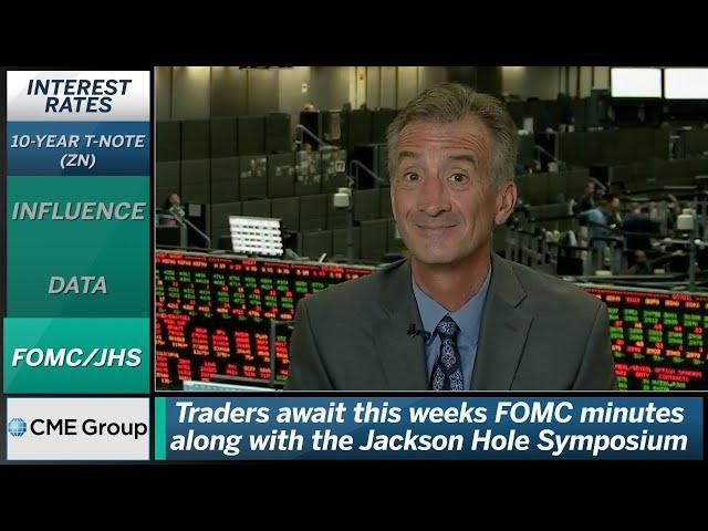 August 19 Bonds Commentary: Larry Shover