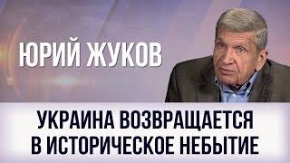 Юрий Жуков   Украина возвращается в историческое небытие