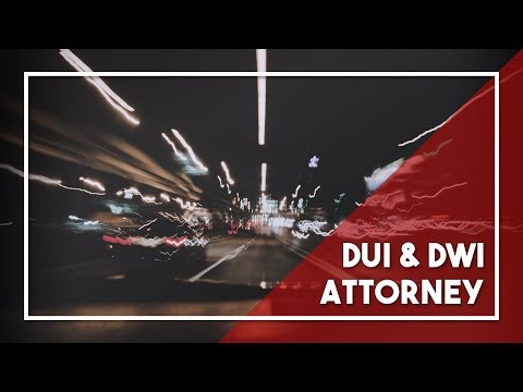 DUI And DWI Lawyer - Drummond Law Firm
