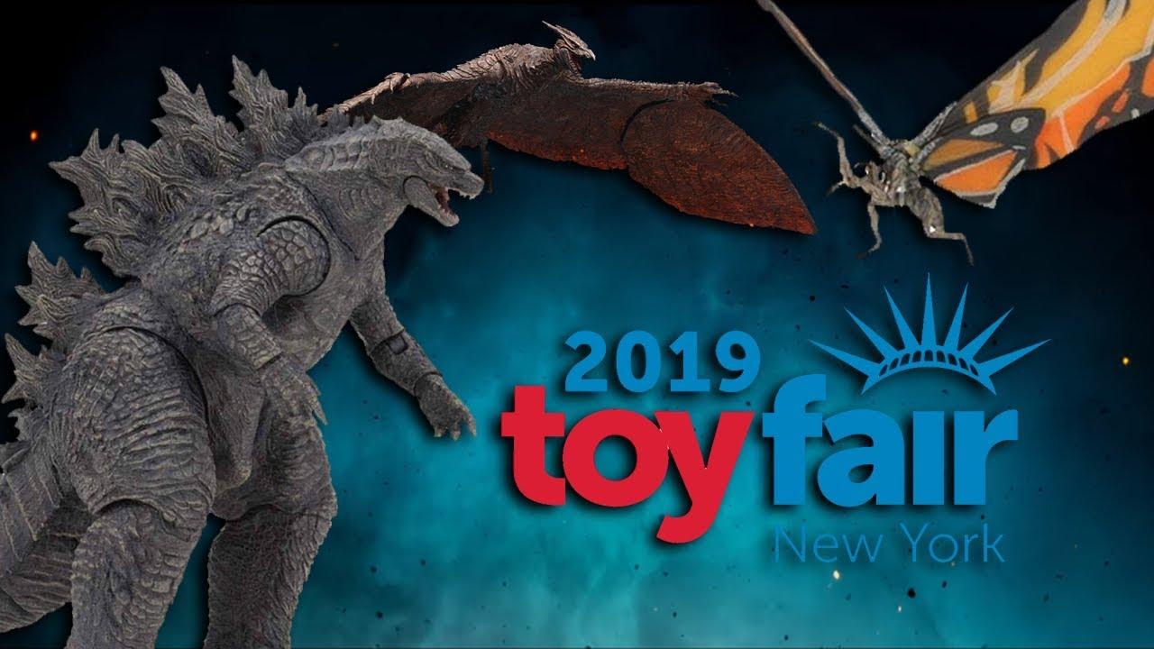 All Toy Fair 2019 Godzilla Announcements Whalezilla