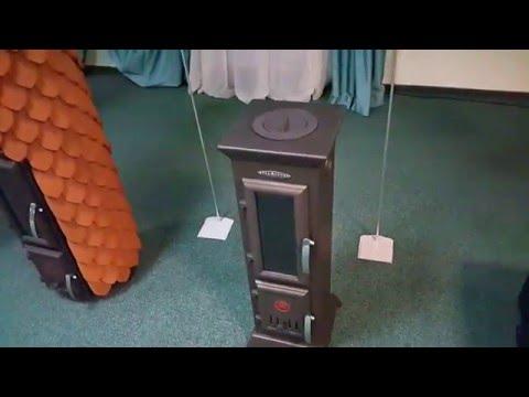 Печь-камин Статика-Мини. Самая стильная печка для небольшого домика