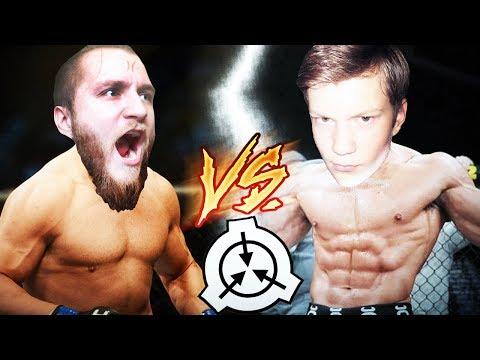 DIABEUU WYZYWA HUBERTA NA POJEDYNEK MMA! | SCP: Secret Laboratory [#34] (With: EKIPA)