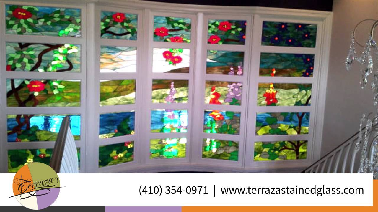 Terraza Stained Glass Arts Crafts In Baltimore