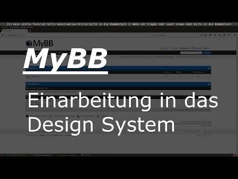 MyBB Design (German/Deutsch)