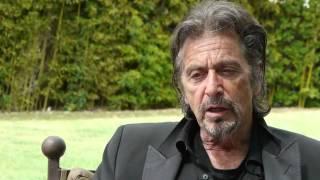 Al Pacino on Julian Schnabel