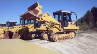 Cat 953C Track Loader